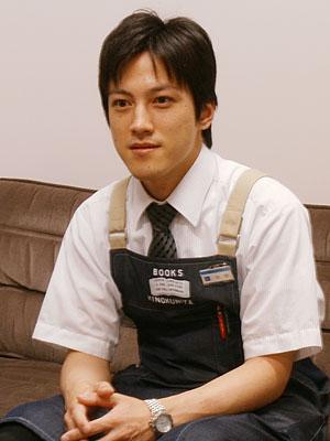 紀伊國屋書店 書店スタッフ 小田俊之さん
