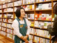 文芸書担当の菊地貴子さん